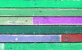 Colored grunge wood — Стоковое фото
