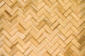 Bamboo weave screen — Stock fotografie