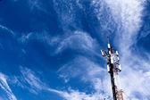 Palo telefonico — Foto Stock