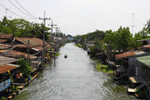 Floating market — Foto Stock