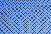 Tel çit — Stok fotoğraf