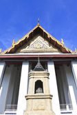 Buddhist church — Stock Photo