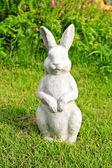 Statue of rabbit — Foto de Stock