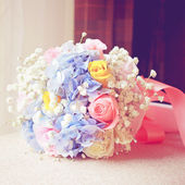 Bouquet for wedding — Stock Photo