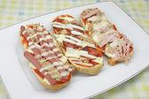 PanPizza — Stock Photo