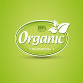 Organische knop — Stockfoto