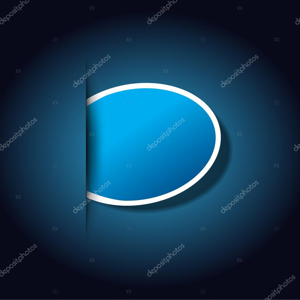 Stickers on the (web) page — Stockfoto #14971889