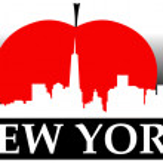 New York Big Apple — Stock Vector #25360531