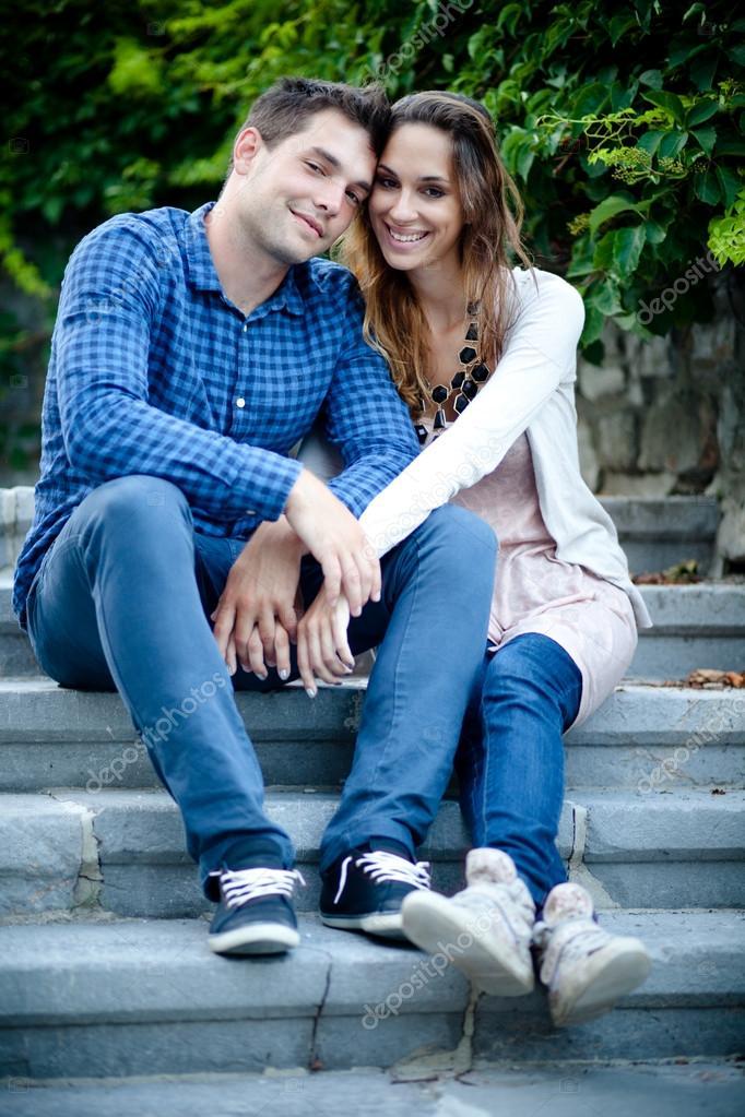 Las parejas seducen las fotos de adolescentes
