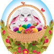 Easter - Stockvectorbeeld