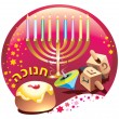 Hanukkah — Stock Photo #6520605