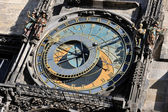 Prague Orloj astronomical clock — Stock Photo