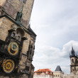 Prague Astronomical Clock, Prague Orloj — Stock Photo