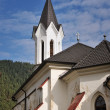 Stock Photo: Protestant church in KralovLehota