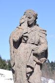 Mary Magdalene at Calvary Horna Roven — Stock Photo