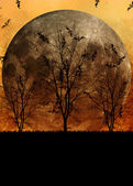 Halloween background — ストック写真