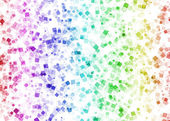 Abstract light background with bokeh pattern — 图库照片