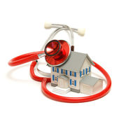 Mortgage Doctor — Stock Photo