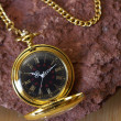 Gold Pocket Watch — Lizenzfreies Foto