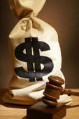 Legal Expenses — Stockfoto