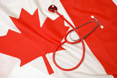 Canadian Healthcare System — Stock Photo