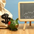 Value Increase — Stock Photo