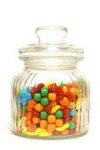 Candy Jar — Stock Photo