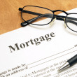 Mortgage Agreement — Stock Photo #23537267