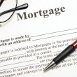 Mortgage Agreement - Photo