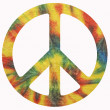 Peace Symbol — Stock Photo #27687647