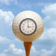 Tee Time — Stock Photo