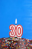 Celebrating Thirty Years — Stock Photo