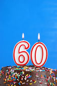 Celebrating Sixty Years — Stock Photo