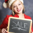Christmas Sale — Stock Photo #35699449