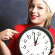 Time Is Running Out — Stock Photo #36206625