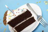 Pezzo di torta — Foto Stock