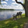 Lakeview Bench Seat — Stock Photo #39409421