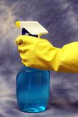 Botella de spray — Foto de Stock
