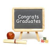 Congrats Grads — Stock Photo