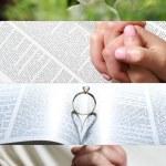Faith Collage — Stock Photo #44852223