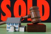 Venta de propiedad — Foto de Stock