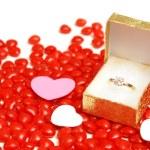 Engagement Ring — Stock Photo #8109577