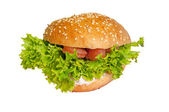 サンドイッチ — ストック写真
