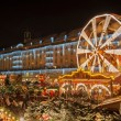 Christmas Market in Dresden — Stock Photo #16976119