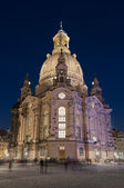 Frauenkirche in Dresden — Foto Stock