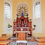 Chapel Interior — Stock Photo #7573959