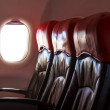 Aircraft Seats — Stock Photo #31255475