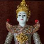 Ramayana Statue — Stock Photo #31256913