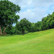 Slope Hill Golf Course — Stock Photo