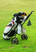 Sacca da golf — Foto Stock